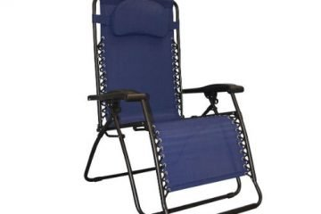 The Caravan Sports Infinity oversized Zero Gravity Chair front-w500-h500