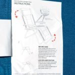 TimberRidge Oversized XL Padded Zero Gravity Chair instructions-w500-h500